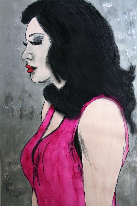 Naya Rivera by Audrey-e